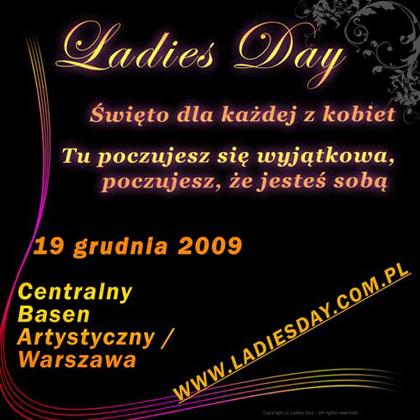 Rozdajemy darmowe bilety na Ladies Day!