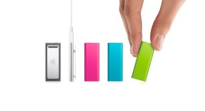 Podaruj odrobinę miłości z iPodem shuffle