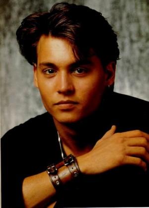 Johnny Depp - U progu sławy