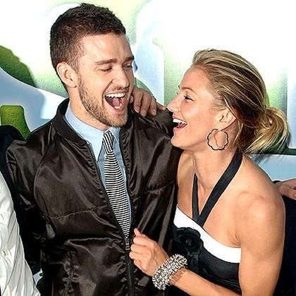 Cameron Diaz i Justin Timberlake znów razem...