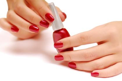 Malujemy krótkie paznokcie