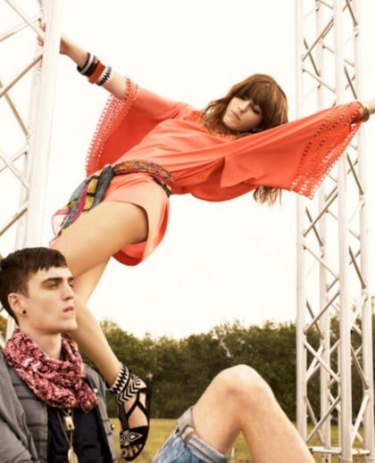 Kolekcja festiwalowa H&M Fashion Against Aids