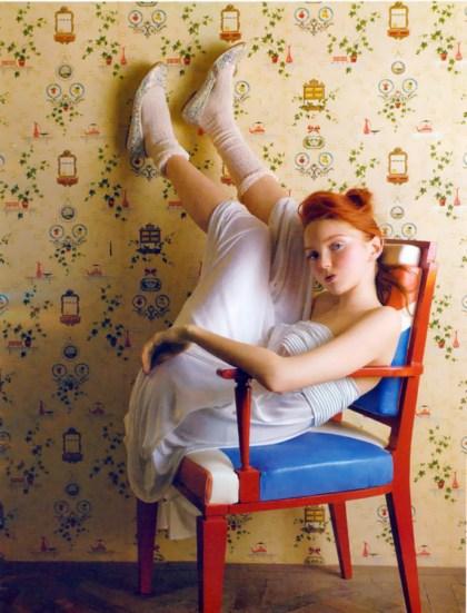 Styl gwiazd- Lily Cloe- korekta :)