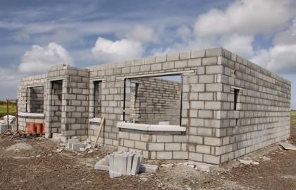Stawiamy ściany - Buduj z We-Dwoje.pl