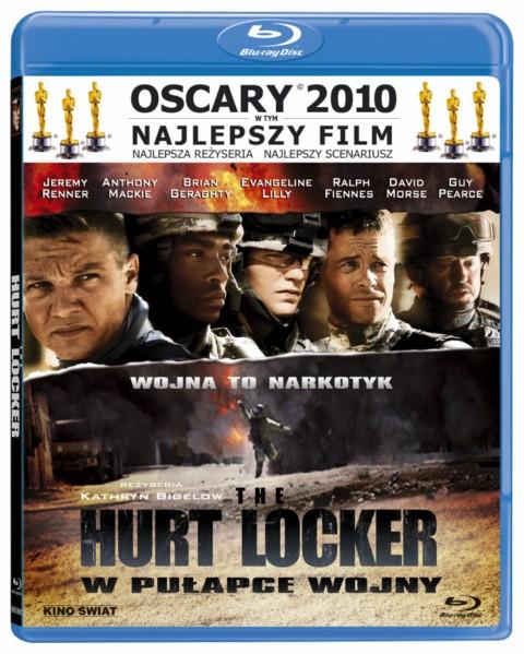 Nagrodzony Oscarem THE HURT LOCKER już na Blue-Ray!!!