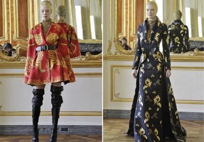 Aleksander McQueen i jego ostania kolekcja.-korekta :)