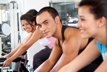 Spinning - trening na rowerach