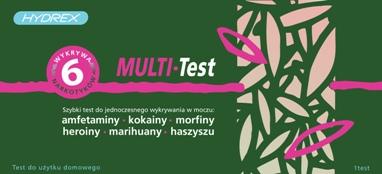Test na narkotyki