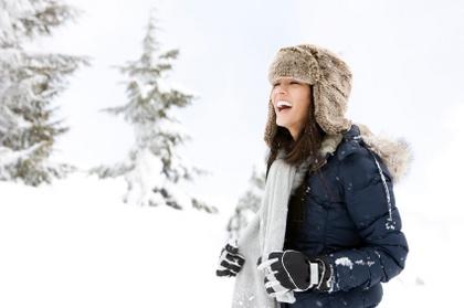 Jak polubić zimę