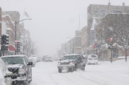 Zimą bezpiecznie na drodze