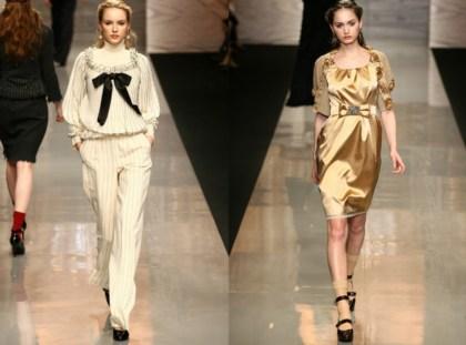 Tydzień mody- Tokio 2010