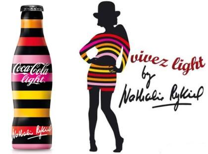 Coca-Cola Light według Karla Lagerfelda