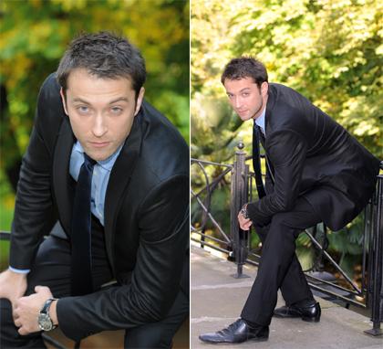 Bądź elegancki jak Marek Dobrzański