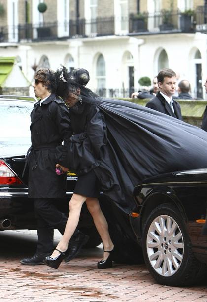 Świat mody pożegnał Alexandra McQueena