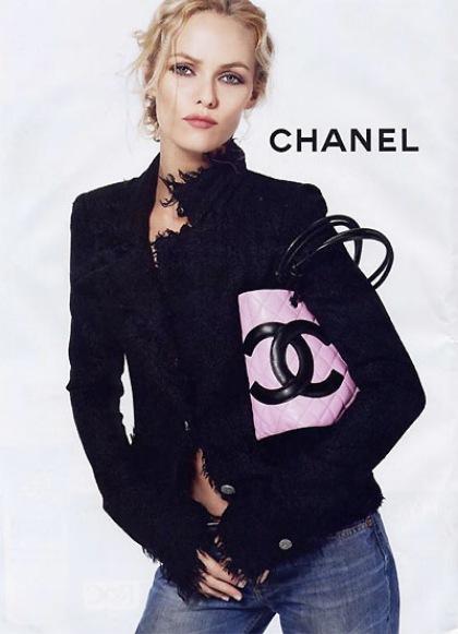 Pomadka Rouge Coco Chanel pod patronatem Vanessy Paradis