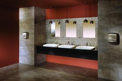 Łazienka w biurze