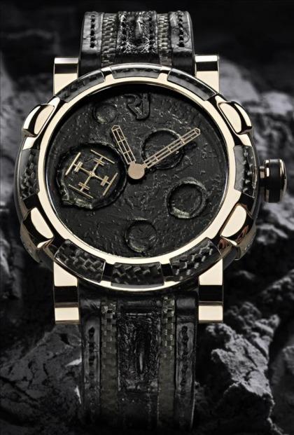Romain Jerome – zegarki z duszą