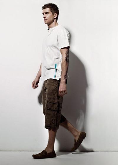 Spacer z indywidualistą, czyli nowa kolekcja Franco Feruzzi