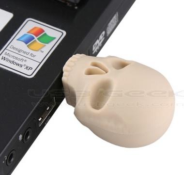 Dane prosto z czaszki
