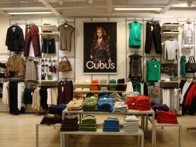 Rebranding marki Cubus