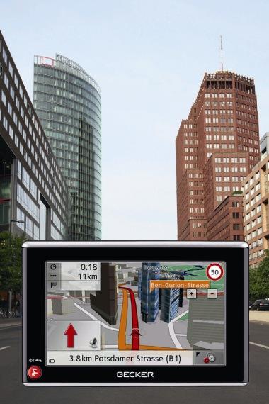Becker Traffic Assist Z201 debiutuje na polskim rynku