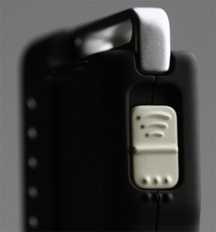 Telefon dla niewidomych z Braillem