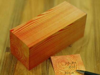 Gadżety inspirowane drewnem