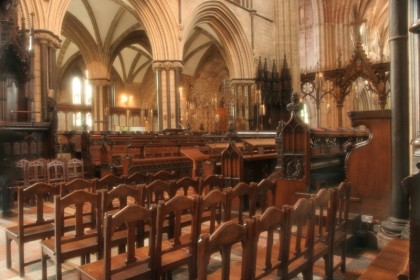 Anglia okiem turysty, czyli z wizytą w pewnej katedrze (odc. 2)