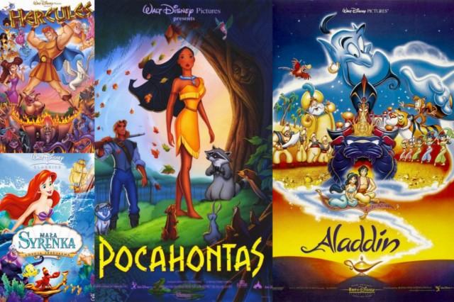 Plejada gwiazd w świecie Disneya - KONKURS!