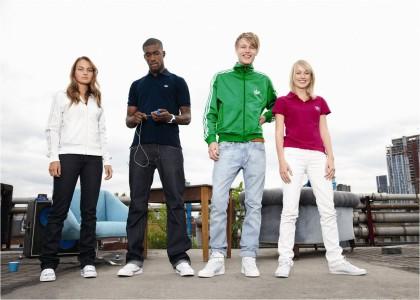Stylizacje majówkowe adidas Oryginals