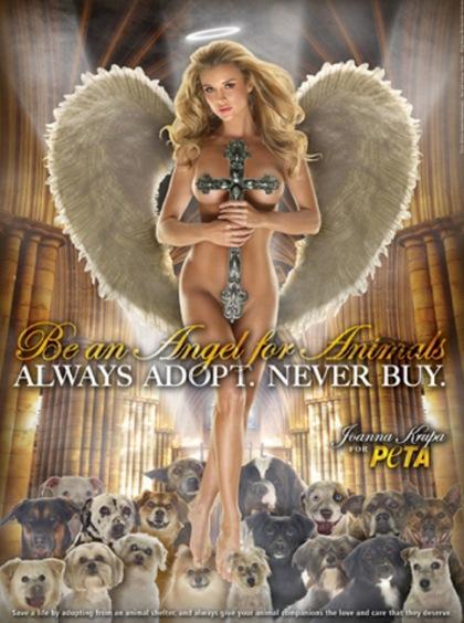 Joanna Krupa - anioł czy diabeł?