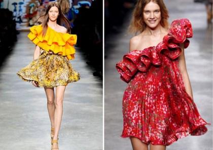 Najważniejsze trendy wiosna/lato2010- kwieciste ubrania- korekta :)