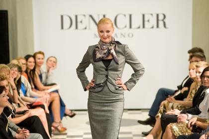 Pokaz Deni Cler Milano j/z 2009/10- relacja