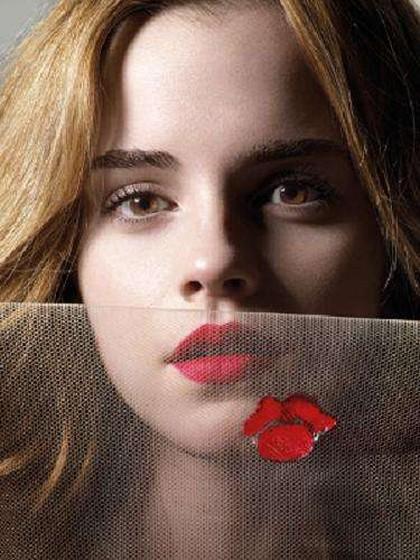 Emma Watson kociakiem kina i mody