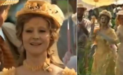 Filmowe sukienki Jędrzejczak, Urbańskiej i Muchy