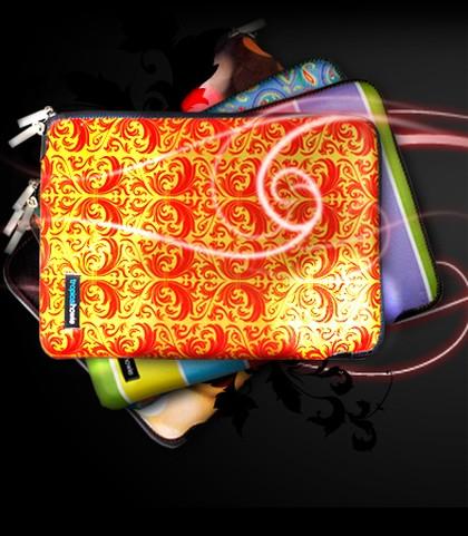 Ubierz swój laptop w kolorowy futerał