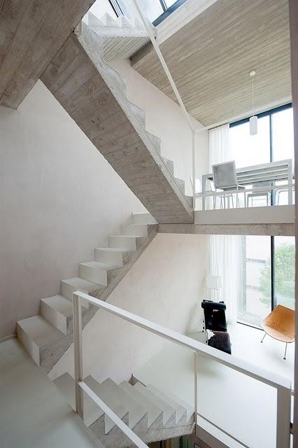 Wąski, ale przestronny – dom od CSD w Antwerpii