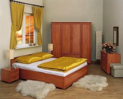 Urządzamy sypialnię - styl klasyczny