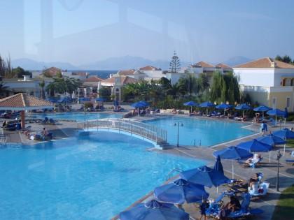 Najlepsze hotele na świecie według turystów