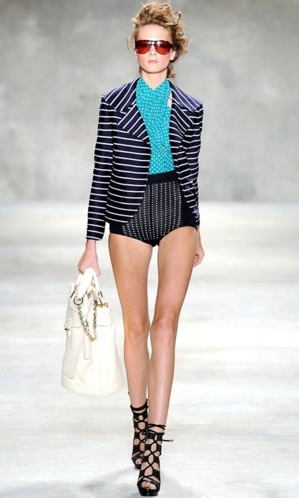 Najważniejsze trendy wiosna/lato 2010- mini szorty