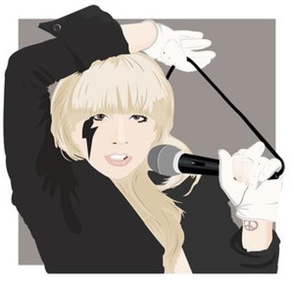 Komiks Lady Gaga