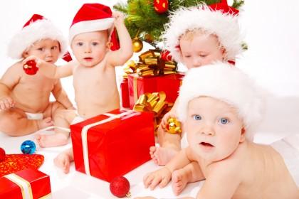 Prezent dla niemowlaka i malucha