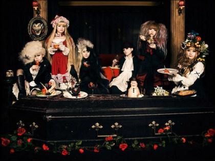 Gothic Lolita- wariactwa mody-korekta