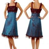Zdj�cie 7 - Kolekcja sukni wieczorowych firmy Francoise