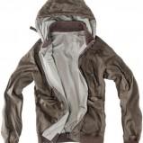 Наружная одежда и куртки компании Pull and Bear.