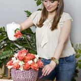 Zdj�cie 46 - Ciekawe kompozycje kwiatowe