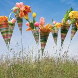 Zdj�cie 61 - Ciekawe kompozycje kwiatowe