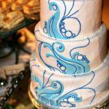 Zdj�cie 6 - Pi�trowe torty weselne