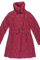 bordowy p�aszczyk Carry pikowany - jesie�/zima 2010/2011