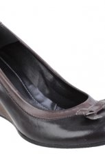 czarne pantofle CCC - moda 2010